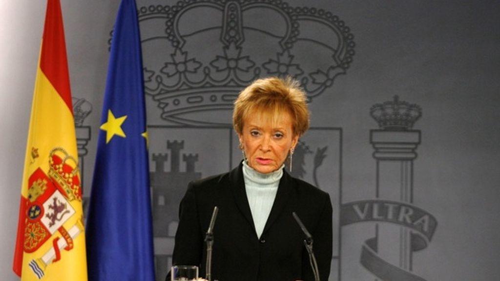 """De la Vega: """"Zapatero es el mejor activo del Gobierno y del PSOE"""""""