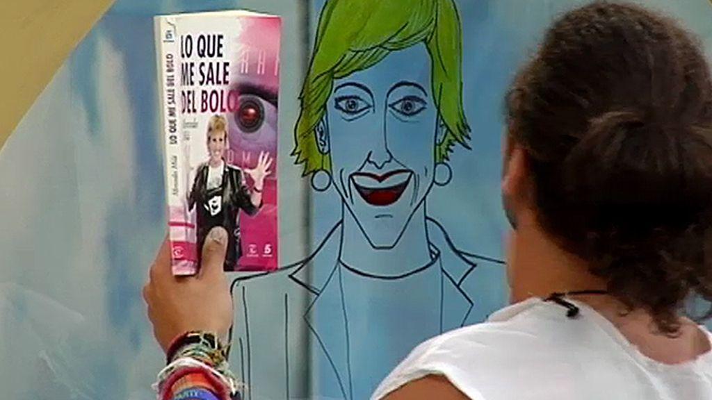 Mercedes Milá, Álvaro y retratos de los concursantes