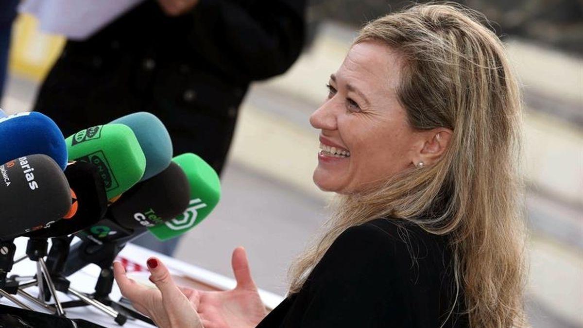 Victoria Rosell, la candidata de Podemos en Las Palmas, investigada