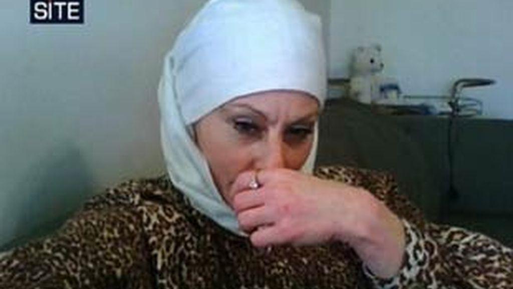 LaRose, de 46 años, fue detenida en octubre y su caso había sido mantenido en secreto por las autoridades.  FOTO: AP