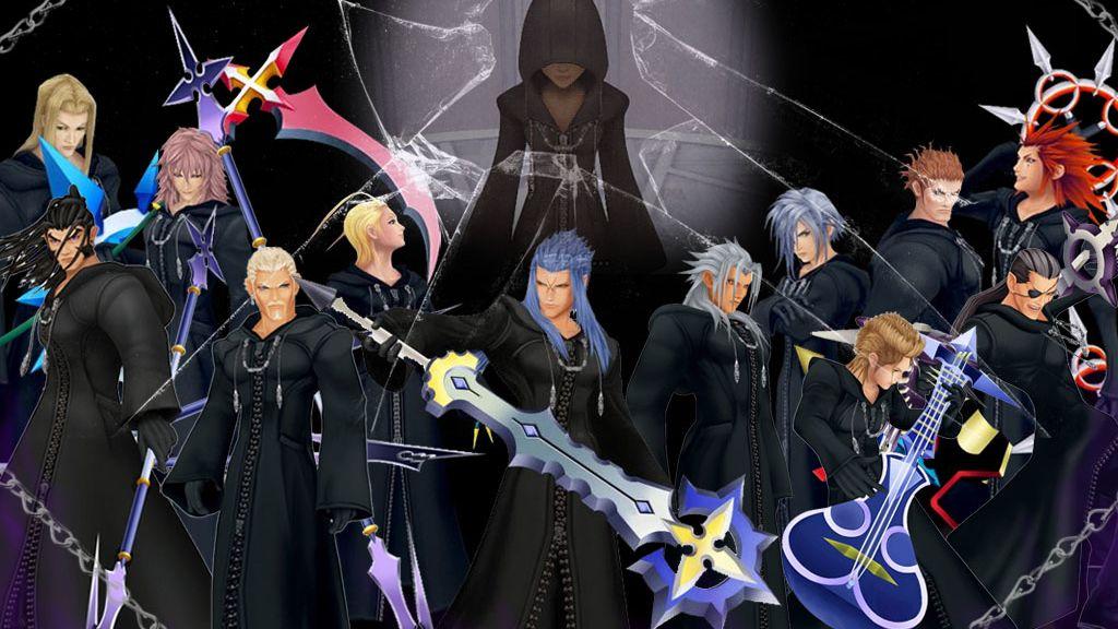 Organización XIII: los 'incorpóreos' que buscan un corazón en Kingdom Hearts