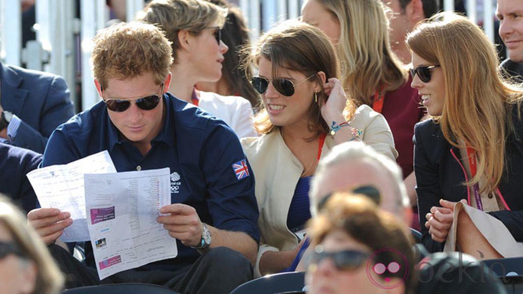 príncipe Harry, Cressida Bonas