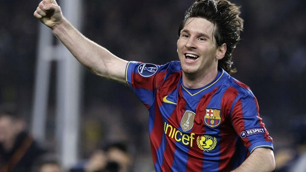 Leo Messi podría empezar el derby en el banquillo