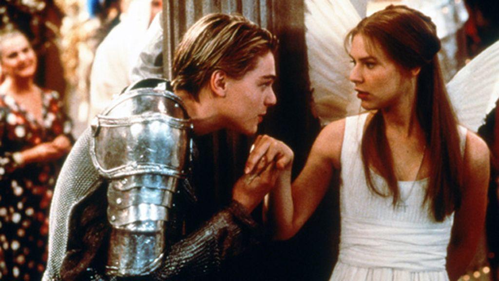 El Romeo más clásico, Leonardo Dicaprio en 'Romeo + Julieta'