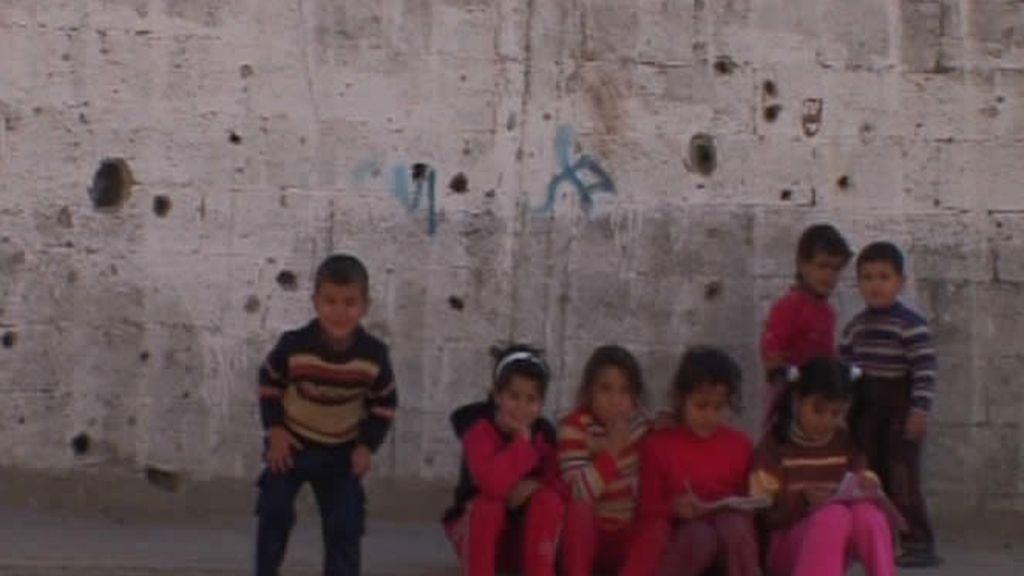 Callejeros: refugiados palestinos