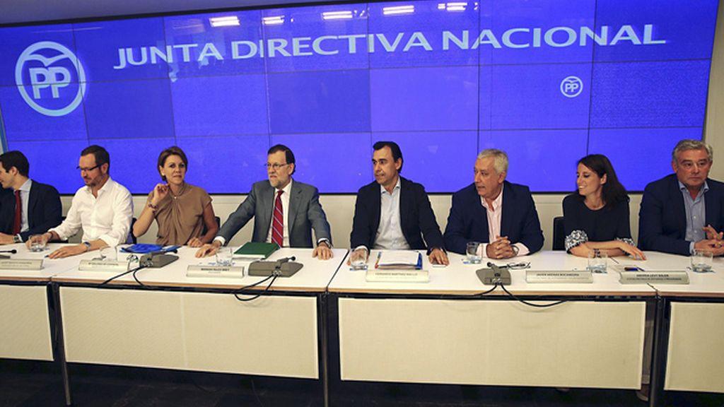 """Rajoy: """"Propongo, y pido que se apoye, a la ministra Ana Pastor para presidir el Congreso"""""""