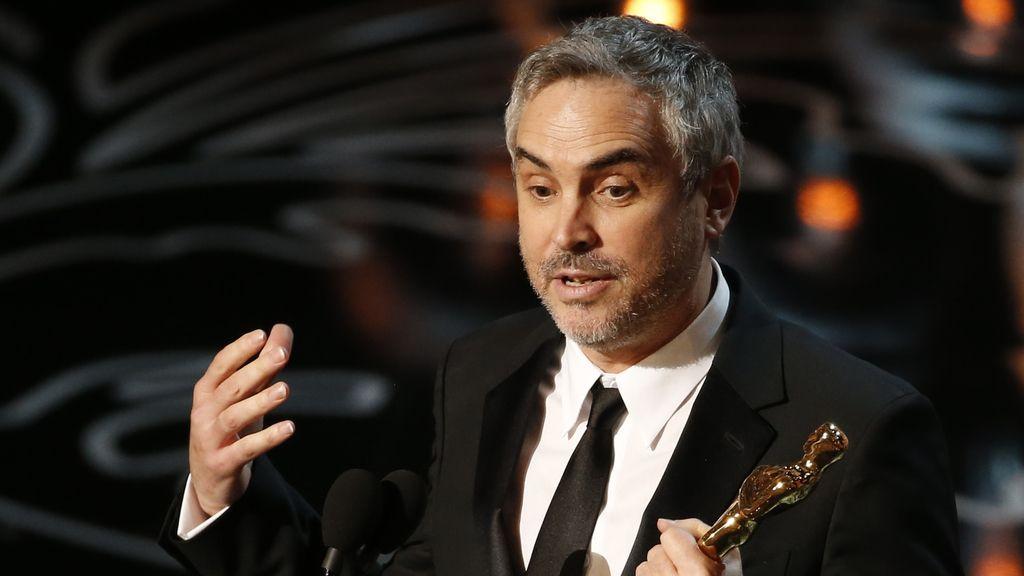 Alfonso Cuaron, mejor director por Gravity