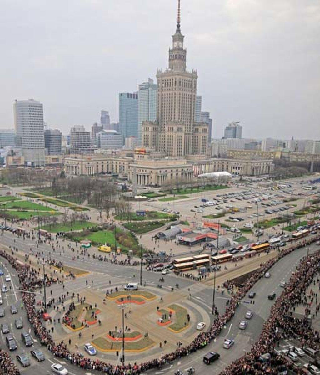 Polonia, conmocionado
