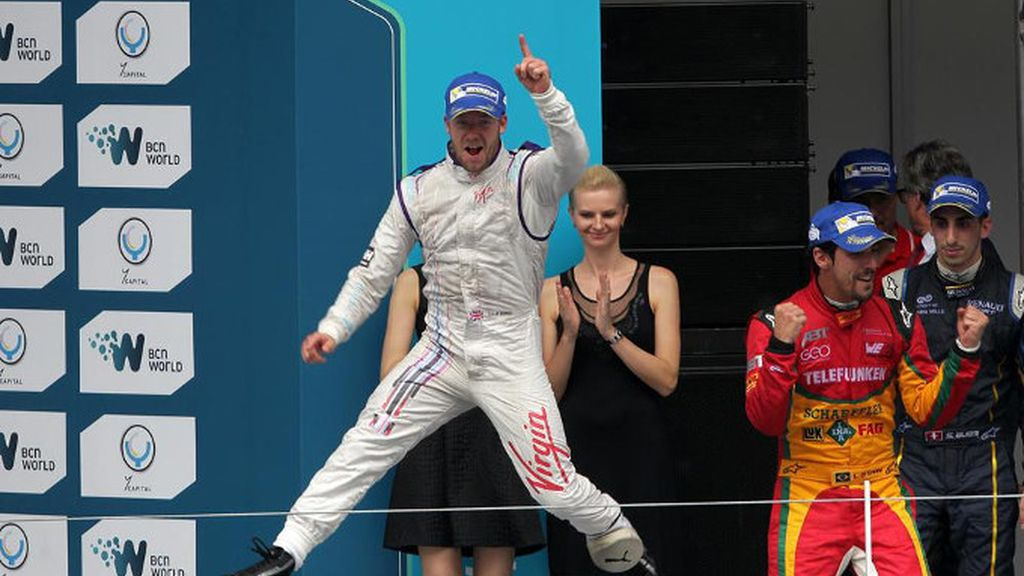 Sam Bird,Formula E,Jules Bianchi