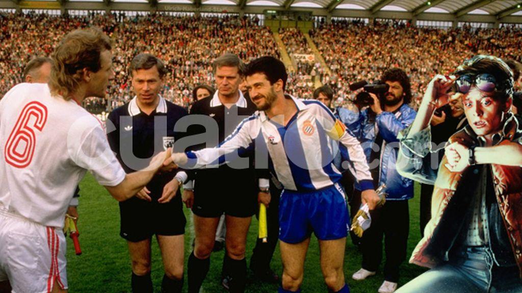 """18 de mayo de 1988: """"¡Clemente marca un gol... con uno vale!"""""""