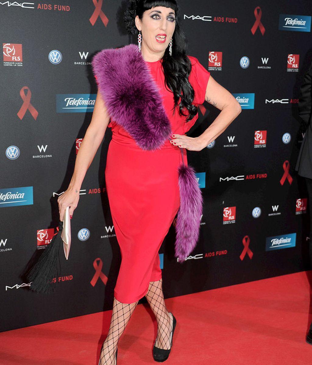 Los famosos vacían el monedero para luchar contra el SIDA