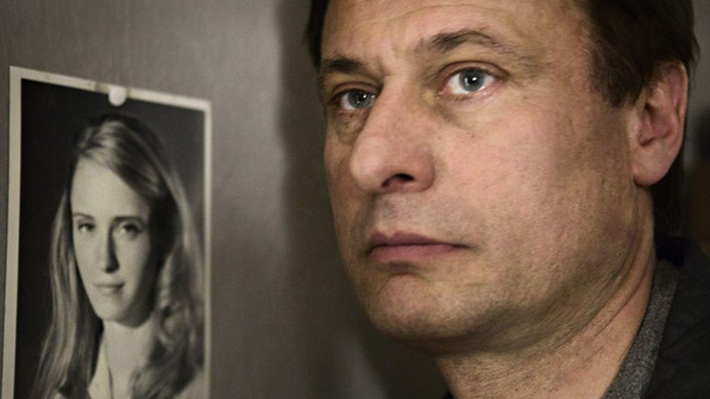 Michael Nyqvist interpretando a Mikael Blomkvist