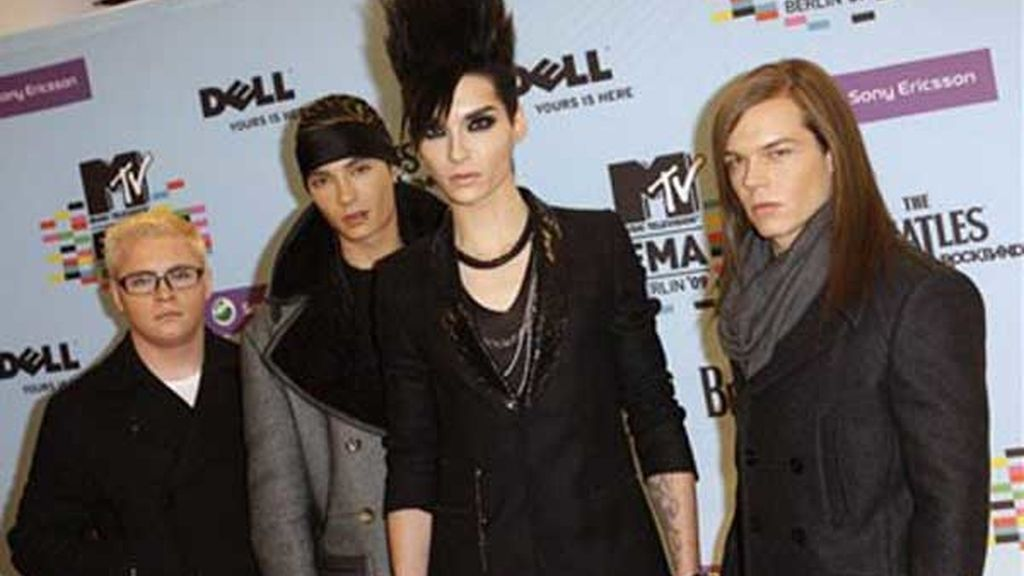 Mejor grupo en los MTV Europe Music Awards 2009