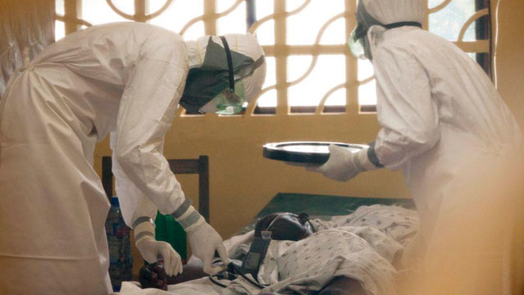 Temor ante la expansión del Ébola