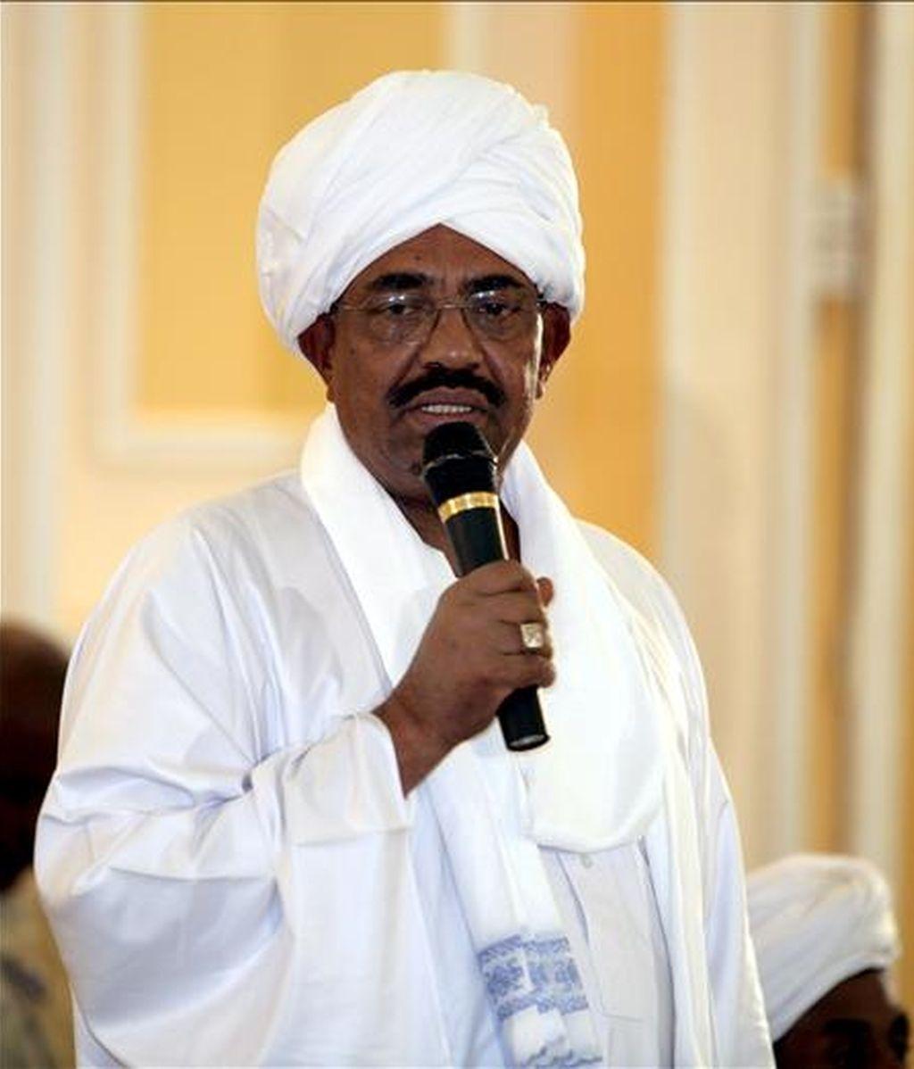 El presidente sudanés, Omar Hasán Al Bashir. EFE/Archivo