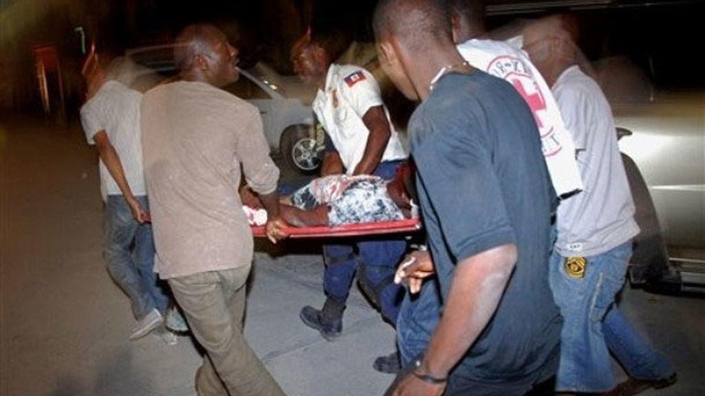 Atropello múltiple en Puerto Príncipe