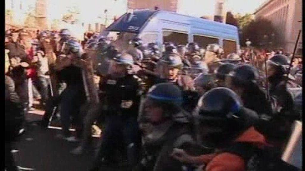 Francia se prepara para una nueva huelga