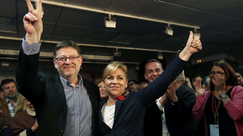 Ximo Puig, elegido candidato socialista del PSPV