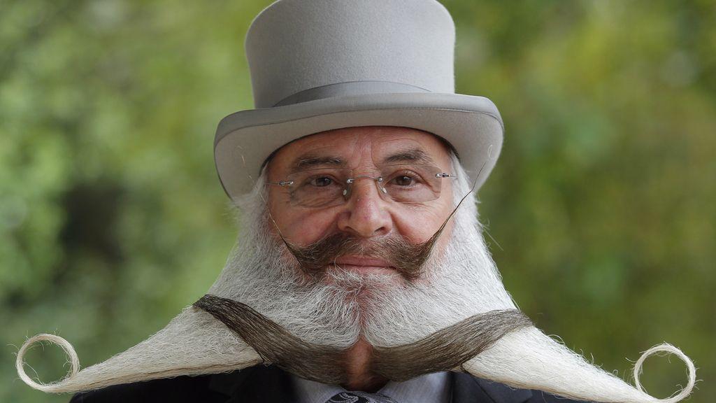 Concurso de barbas y bigotes