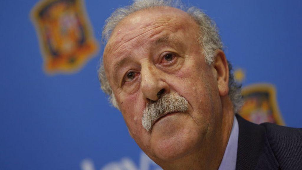Vicente del Bosque, seleccion española de fútbol