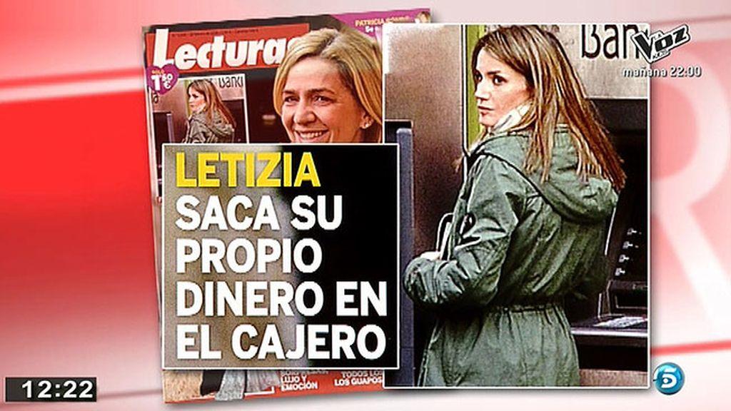 Doña Letizia