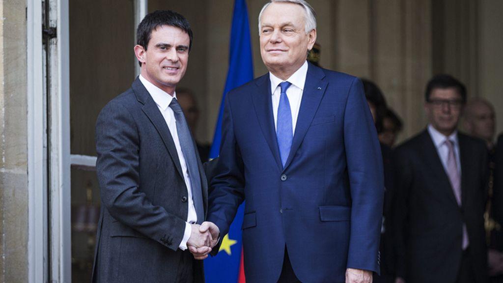Manuel Valls toma el relevo como primer ministro de Francia