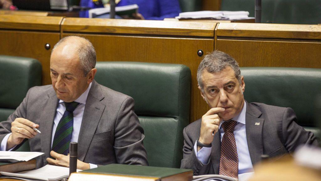 El Parlamento vasco vota sobre el derecho a la autodeterminacion
