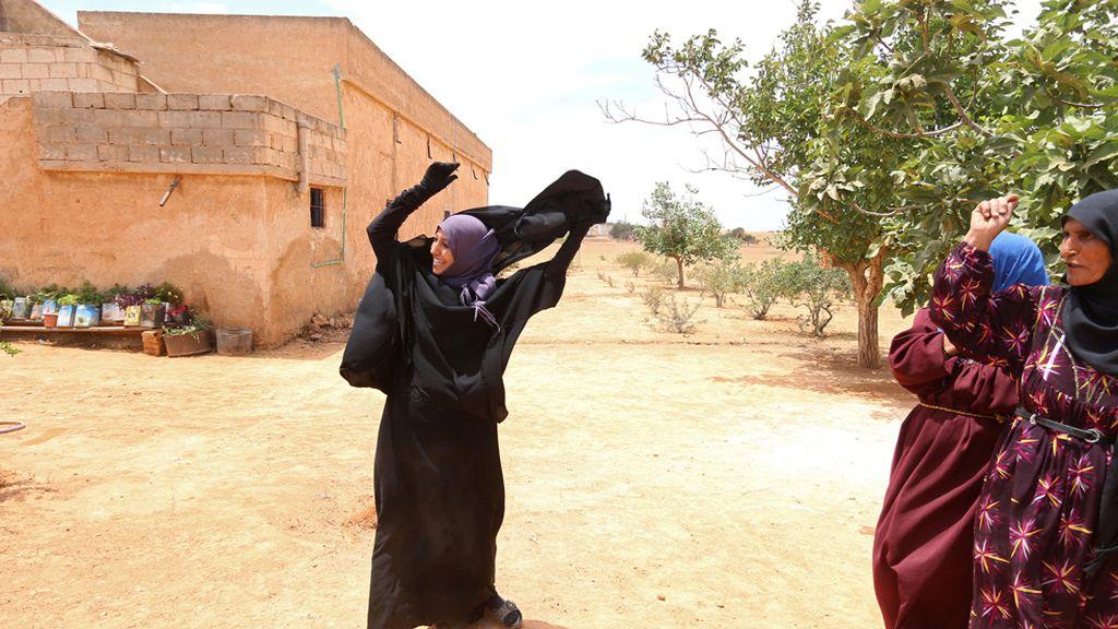 Liberados del Estado Islámico
