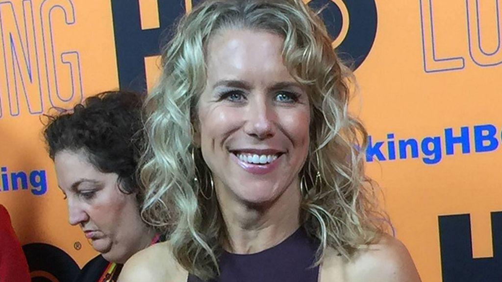 Lauren Weedman, actriz que descubrió que su marida le había engañado con su niñera