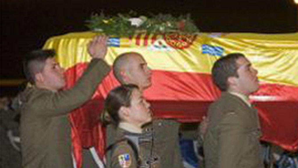 92 soldados españoles muertos en Afganistán