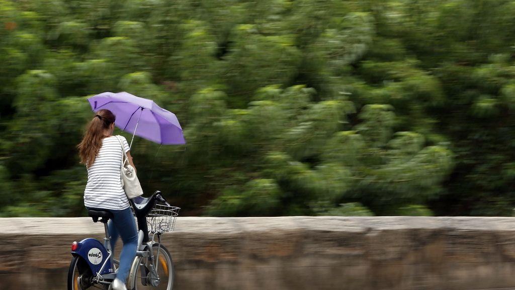 Alerta por lluvias en varias provincias