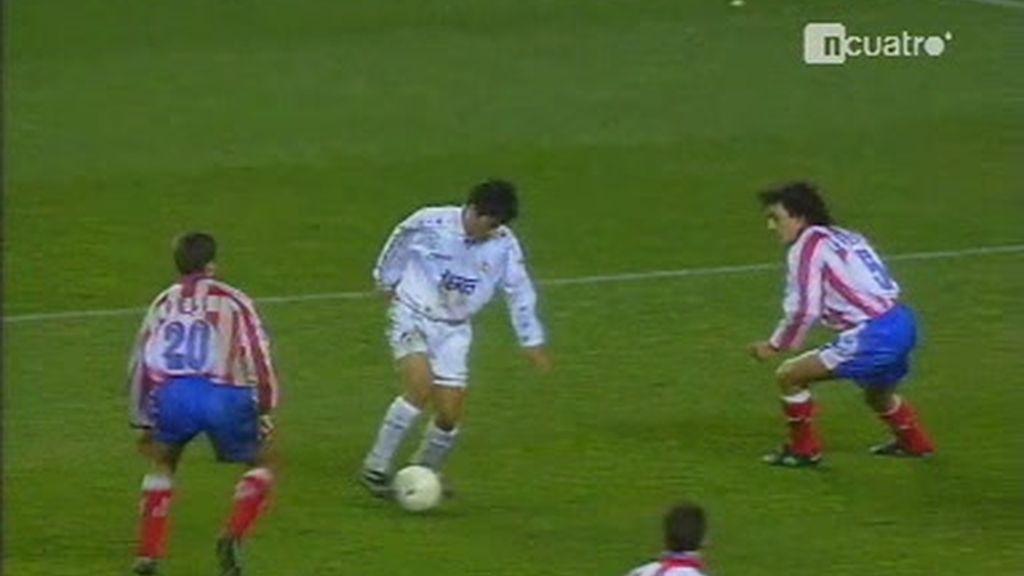 Los siete mejores goles de Raúl
