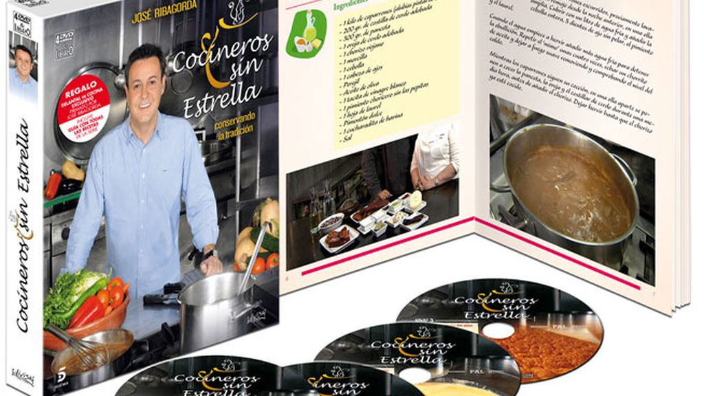 """Edición Especial """"Cocineros sin estrella.Conservar la tradición"""""""