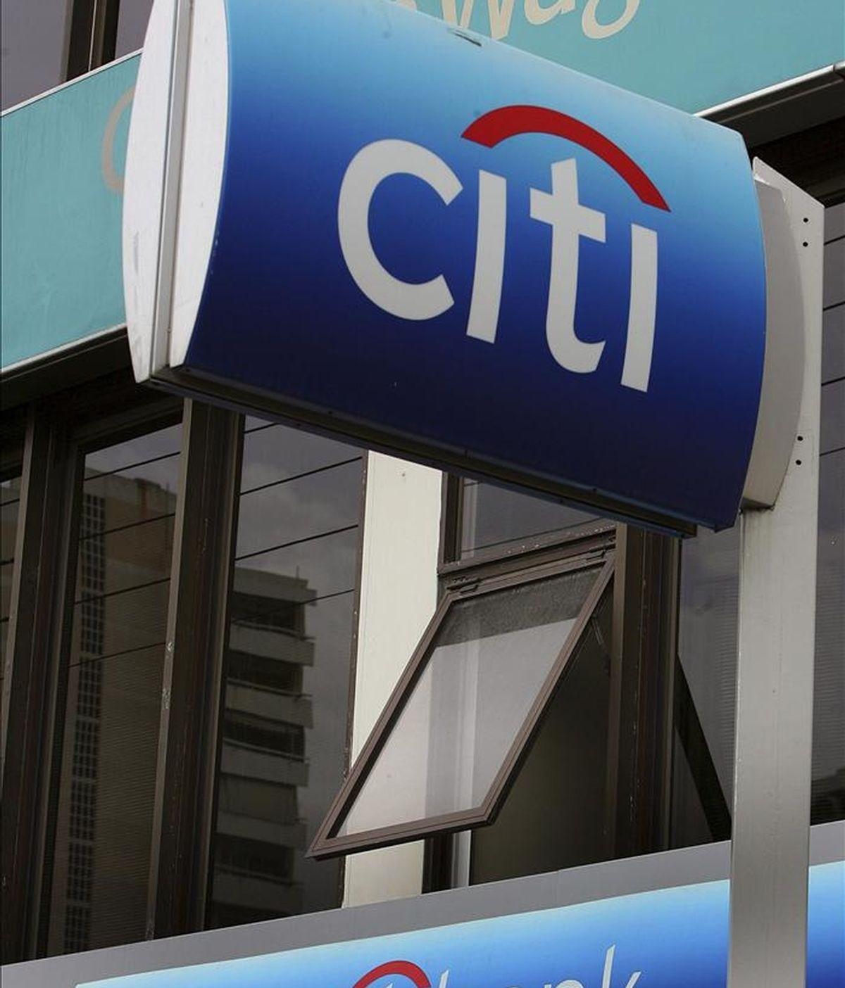 El rescate por parte del Gobierno de EE.UU. de Citigroup, la tercera entidad financiera más grande del país, permitió recuperar la confianza del mercado. EFE/Archivo