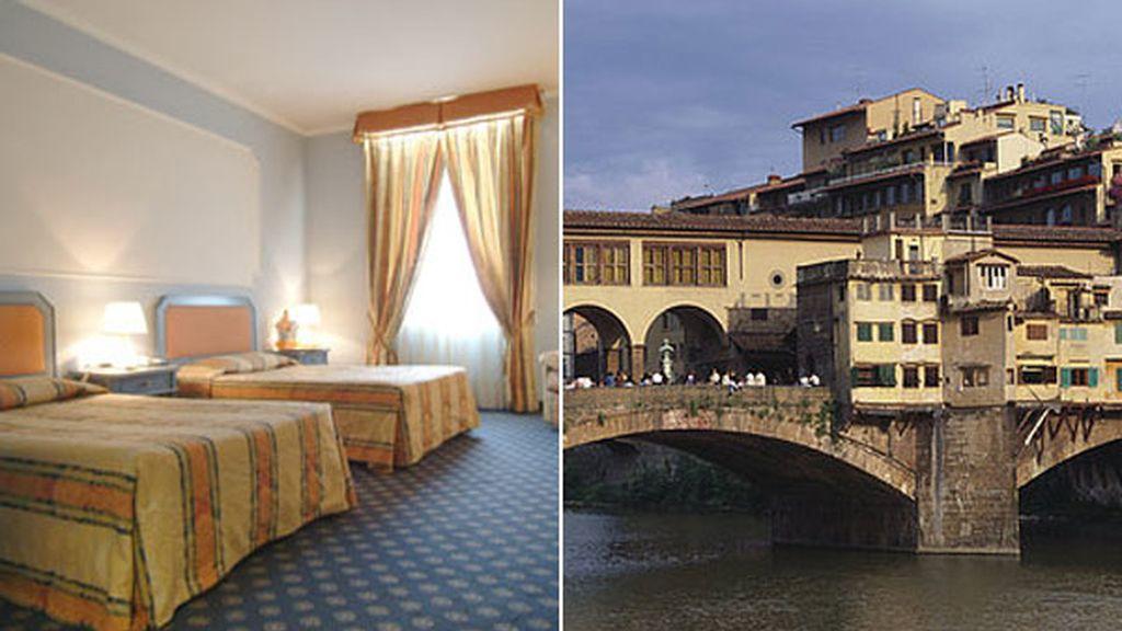 4. Hotel Berchielli (Florencia, Italia)