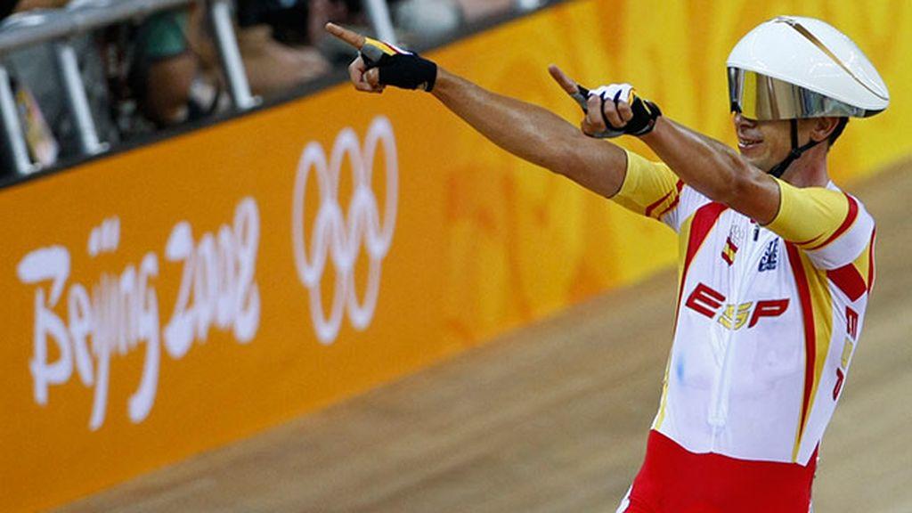 Pekín 2008: Joan Llaneras - Ciclismo (Pista, puntuación)