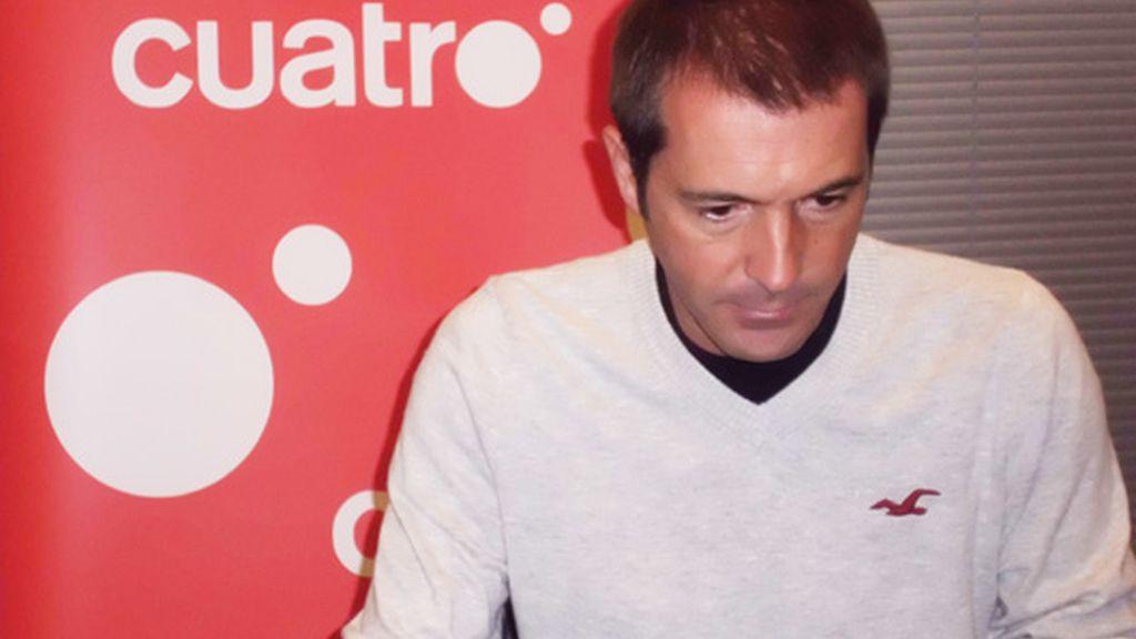 Manu Carreño, en Cuatro.com