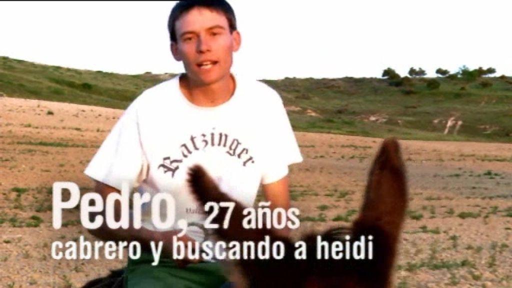 Granjero busca esposa. Pedro, 27 años, y Ramón, 36 años