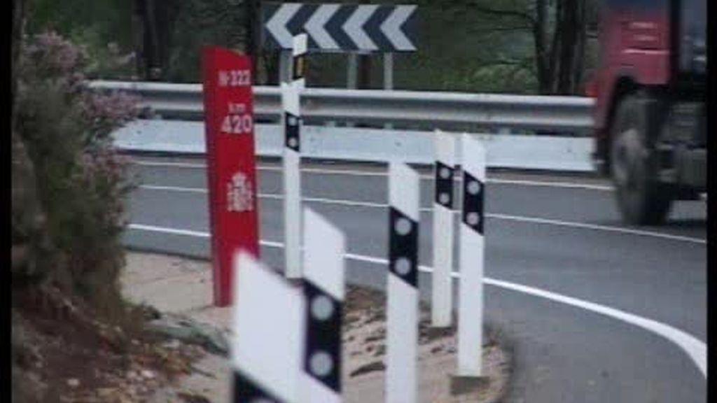 108 kilómetros de puntos negros en España