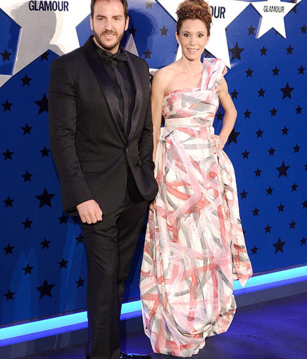 José Mari y Rocío, en la recta final del embarazo