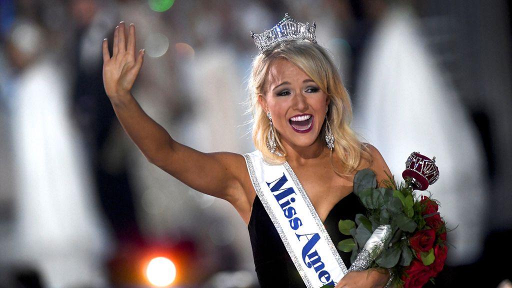 Miss Arkansas se convierte en Miss América