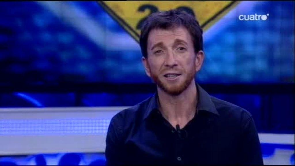 """Pablo Motos: """"No os olvidéis de soñar"""""""