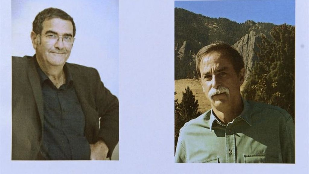 Nobel de física Serge Haroche (izq) y David J. Wineland, Nobel de Física 2012.