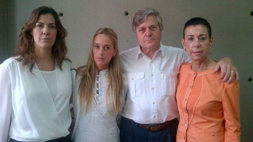 Familia de Leopoldo López