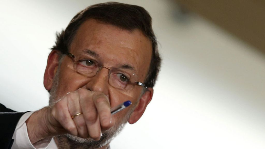 Rajoy hace balance del 2014