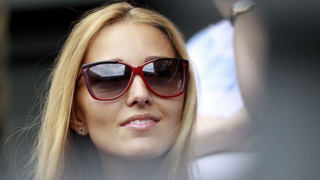 Jelena Ristic arrebata el protagonismo a su novio Djokovic en el US Open 2011