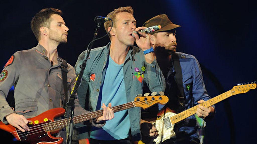 5. Coldplay, 147 millones gracias a sus 67 conciertos