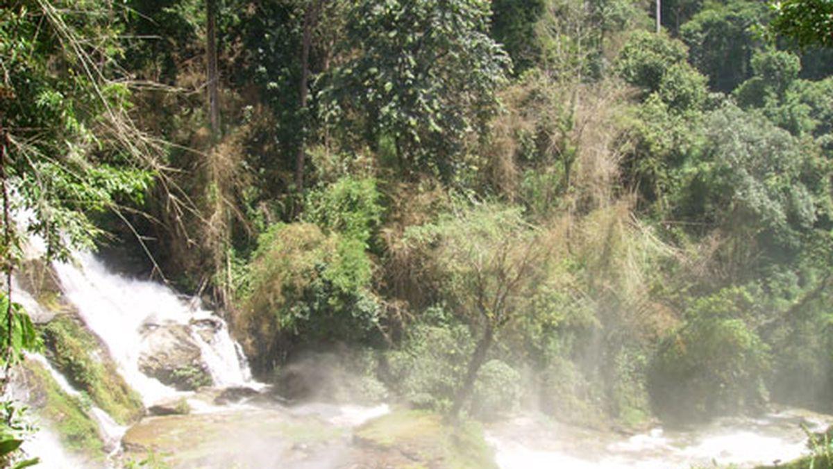 Parque natural de 'Hino Thep'. Foto: RSO.