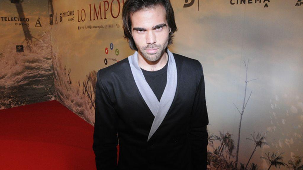 El actor malagueño Ángel Caballero