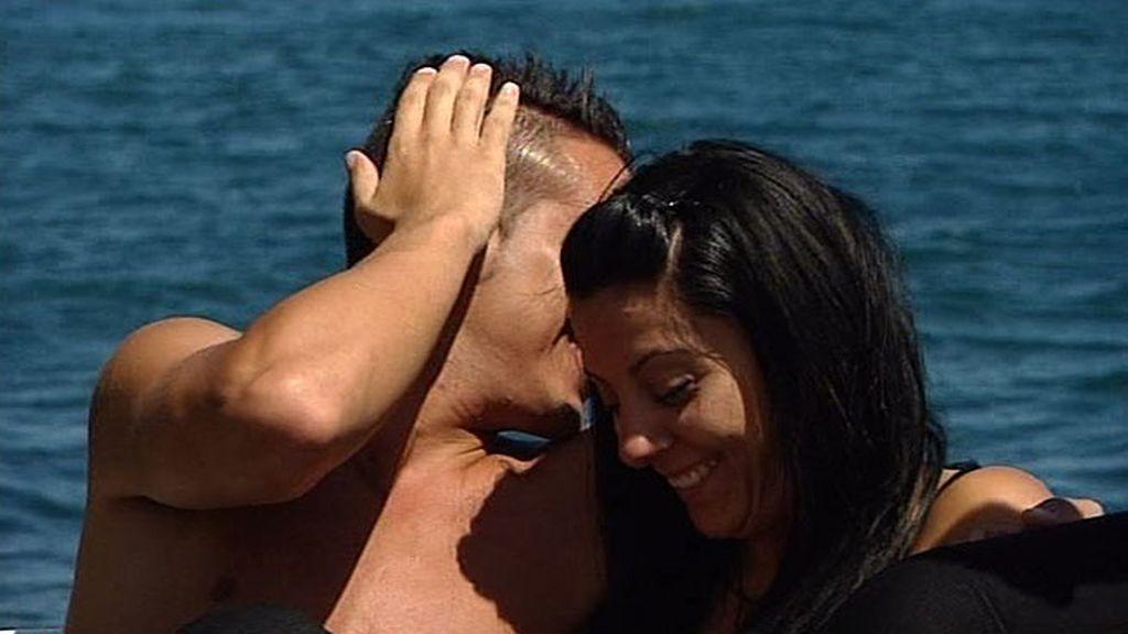 Luis Carlos y Álvaro disfrutan de las últimas citas con sus chicas a solas